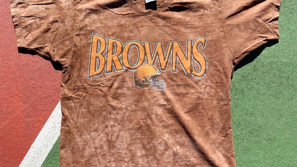 90's Cleveland Browns Liquid Blue Tee