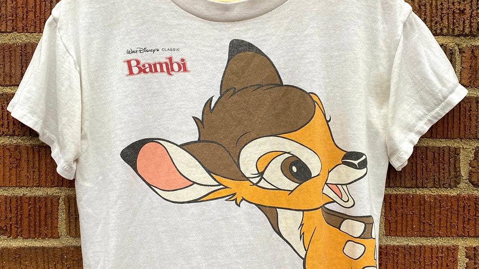 90's Bambi Disney Tee