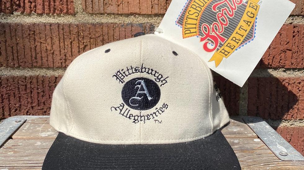 90's Pittsburgh Alleghenies Snapback