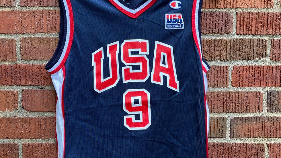 Vince Carter Team USA Champion Jersey Size XS