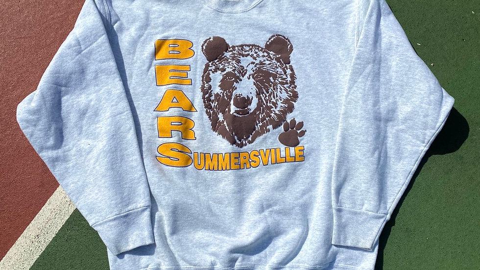Summersville Bear Crewneck