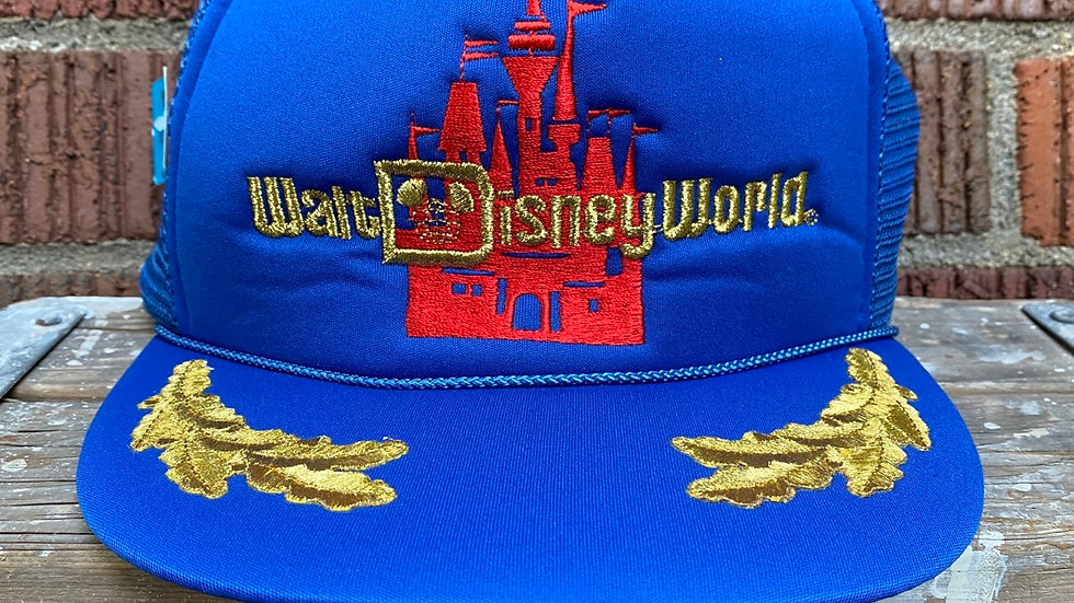 90's Walt Disney Trucker Hat
