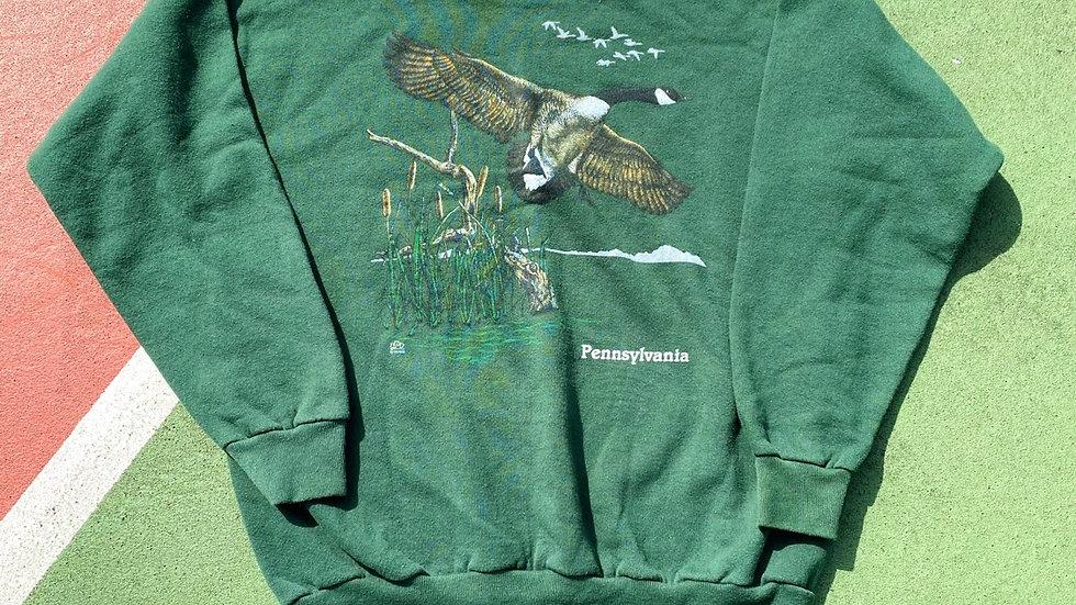 90's Pennsylvania Goose Crewneck