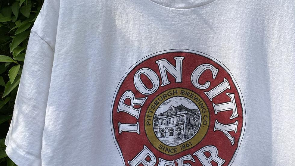 90's Iron City Beer Tee