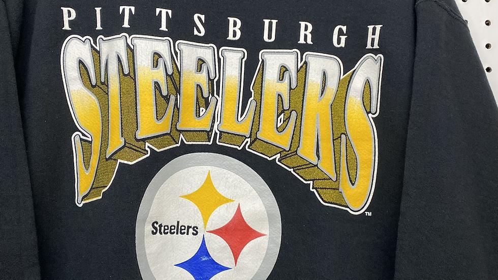 1996 Classic Steelers Crewneck