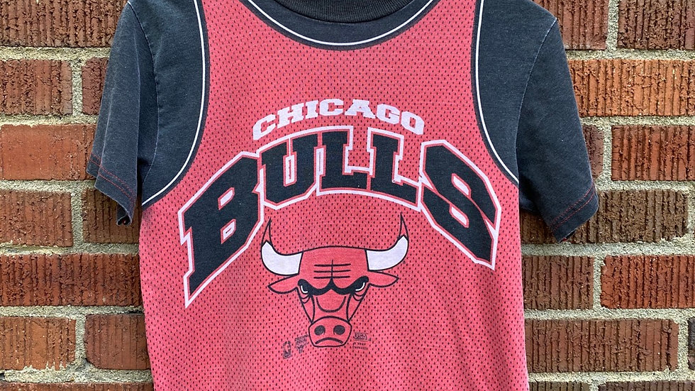 Classic Bulls Logo Tee