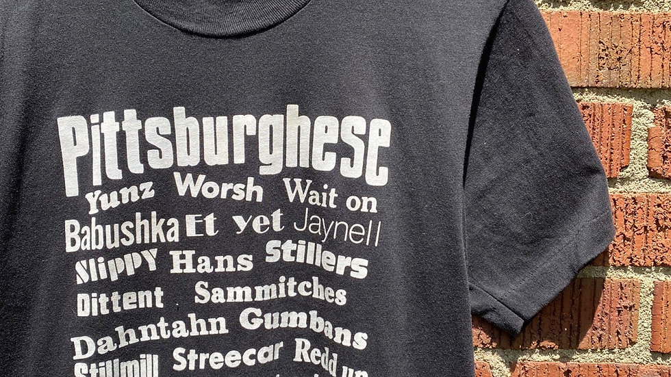 Pittsburgese Tee