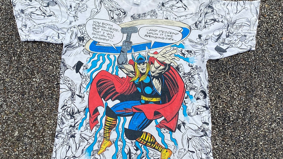 Thor All Over Print