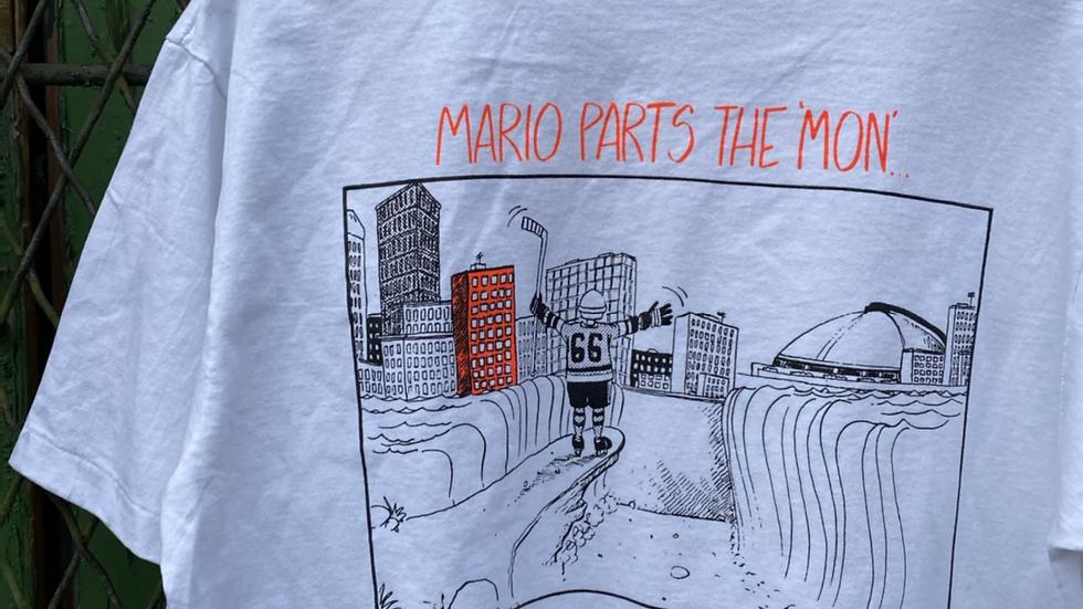90's Mario Parts The Mon Tee
