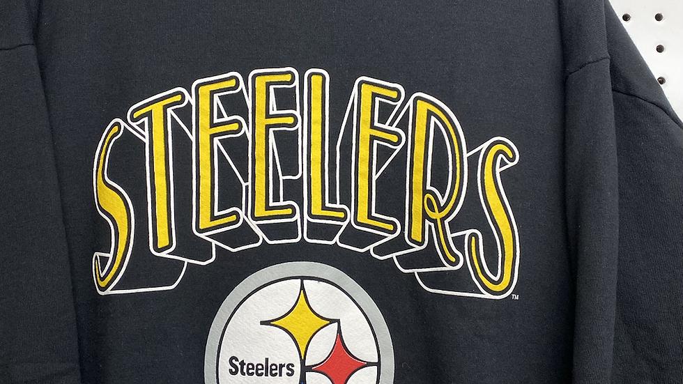 1995 Steelers Football Crewneck