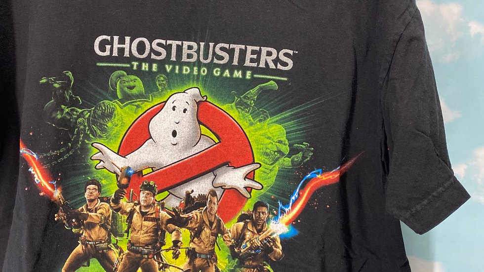 Ghostbusters The Video Game Tee