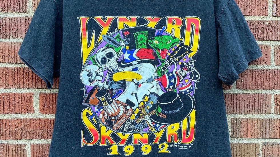 1992 Lynyrd Skynyd Tee