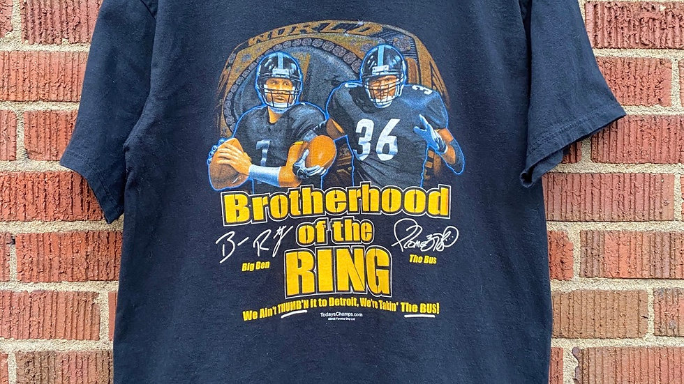2006 Brotherhood Or The Ring Tee