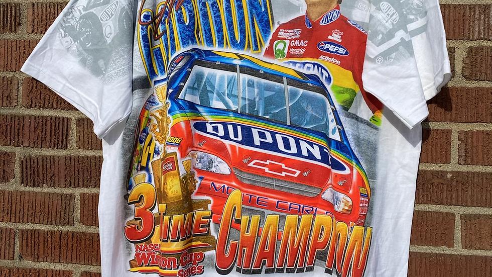 1996 Jeff Gordon 3 Time Champion Tee