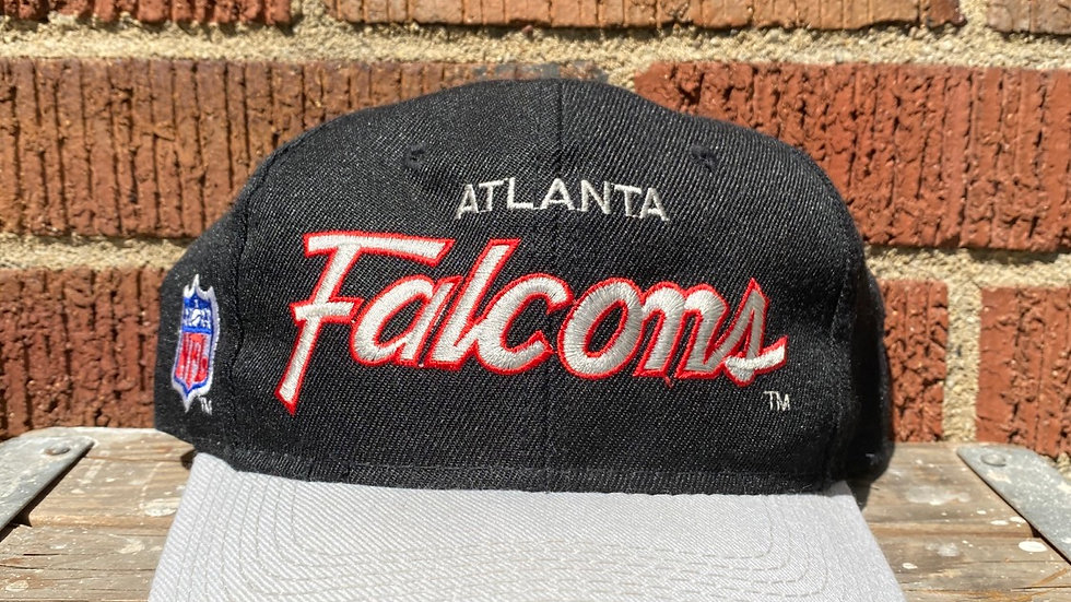 Atlanta Falcons Script Snapback
