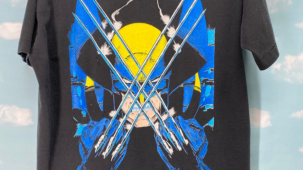 1993 Wolverine Comic Images Tee