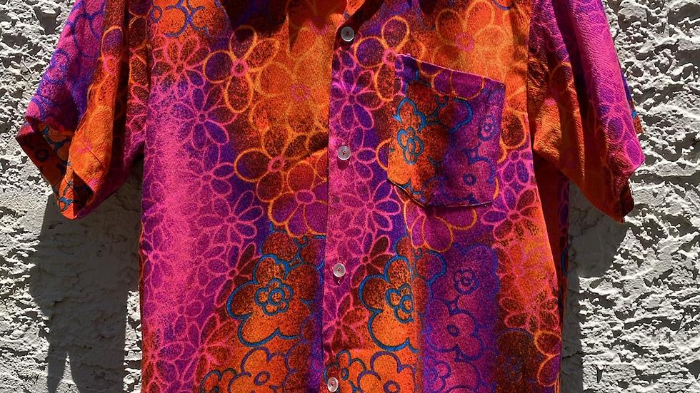 70's Hikilau Fashions Button Down