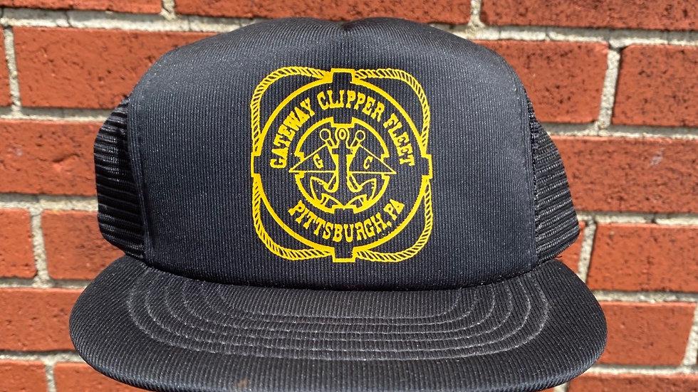 90's Gateway Clipper Trucker Hat