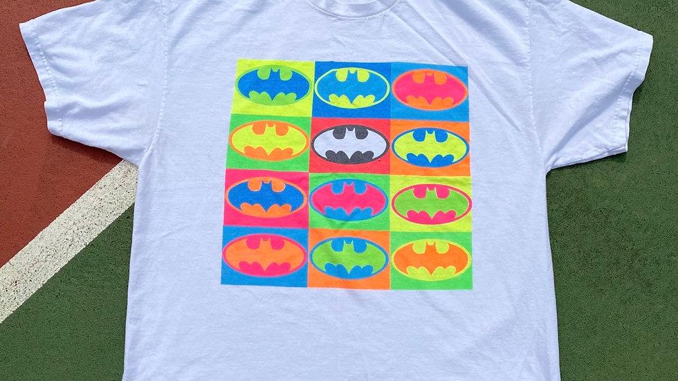 2000s Batman Warhol Tee