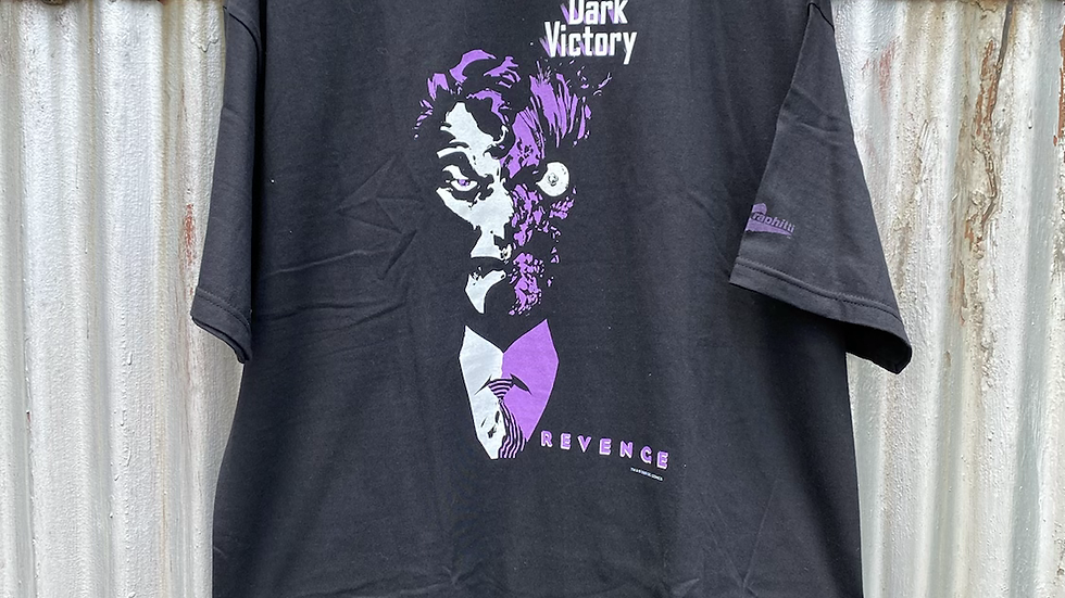 2000 Dark Victory Two Face Tee