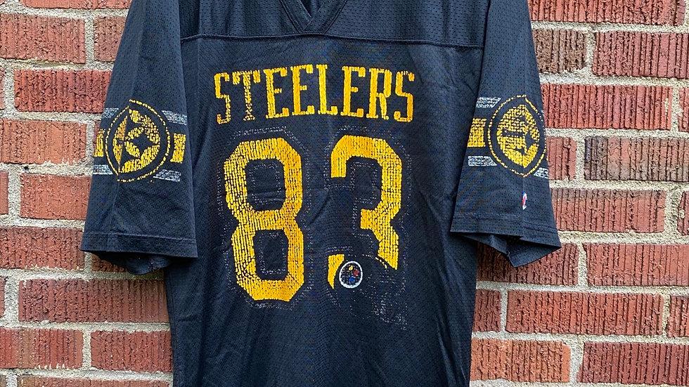 #83 Pittsburgh Steelers Champion Jersey Size Medium