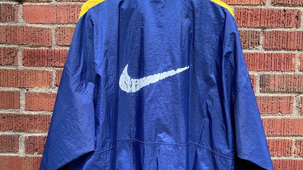 90's Nike Swoosh Windbreaker