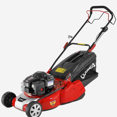 "18"" Petrol Powered Rear Roller Lawnmower RM46SPB"