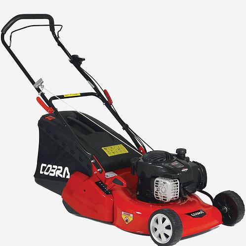 "18"" Petrol Powered Rear Roller Lawnmower RM46B"