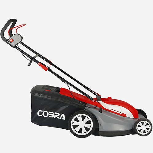 "16"" Electric Lawnmower with Rear Roller - GTRM40"