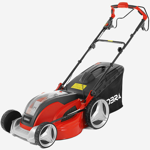 "Cobra 18"" Lithium-ion 40V Cordless Lawnmower - MX4"