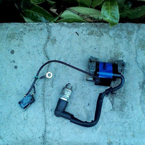Challenge Ignition Coil + Cut Out Switch