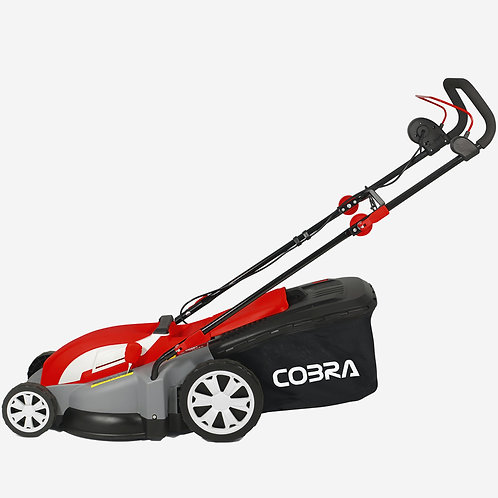 "17"" Electric Lawnmower with Rear Roller -  GTRM43"