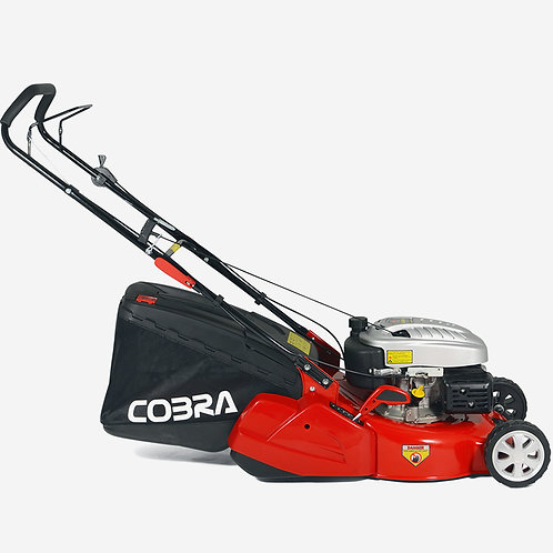 "18"" Petrol Powered Rear Roller Lawnmower RM46C"