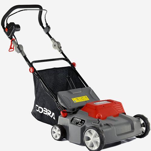 "Cobra S36E 14"" Electric Scarifier / Aerator"