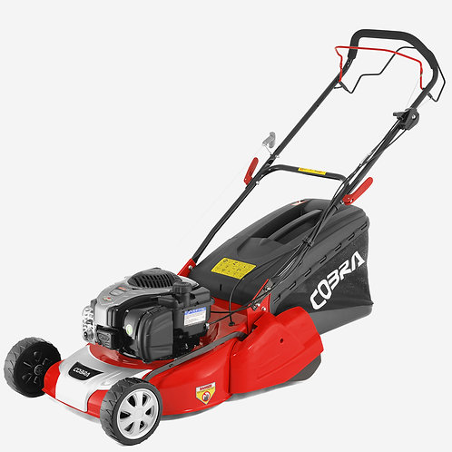 "18"" Petrol Powered Rear Roller Lawnmower RM46SPBR"