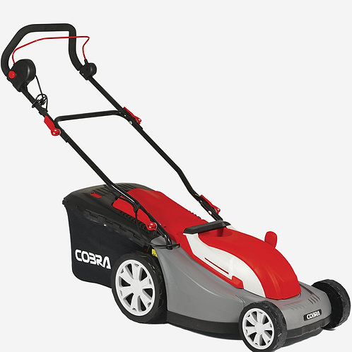 "13"" Electric Mower with Rear Roller- GTRM34"