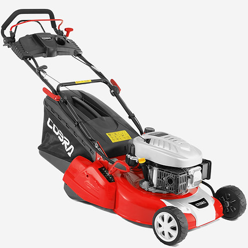 "18"" Petrol Powered Rear Roller Lawnmower RM46SPCE"