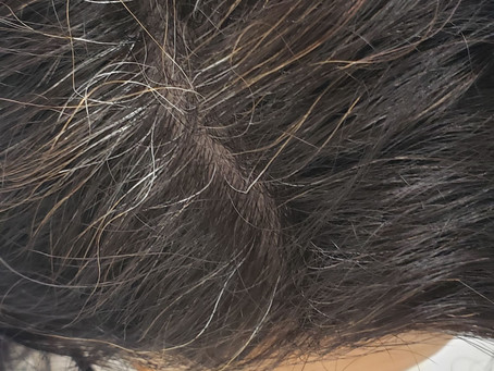 Como cobrir cabelos brancos?