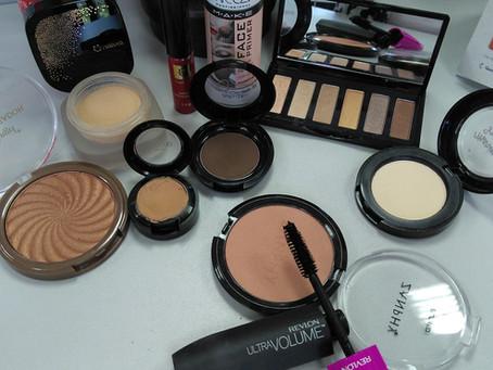 Como faço minha maquiagem no trabalho