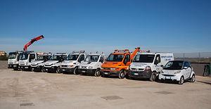 deposito giudiziario - soccorso stradale Mastracci