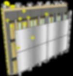 Wallshell V-Shield