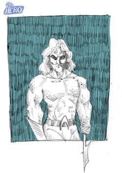 Bic Hero : Aquaman