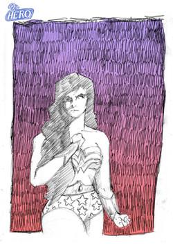 Bic Hero : Wonder Woman