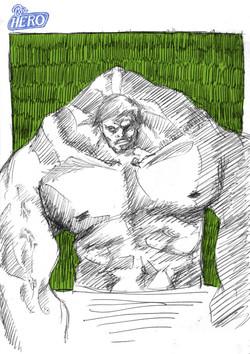 Bic Hero : The Hulk