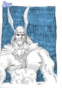 Bic Hero : Thor