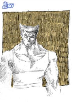 Bic Hero : Wolverine