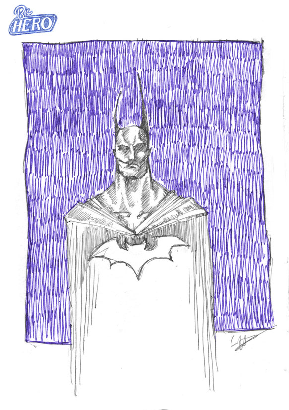 Bic Hero : Batman