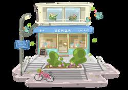 facade de boutique