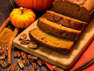 DIY: The Best Pumpkin Bread Ever