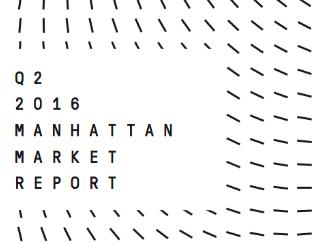 Manhattan Q2 2016 Report